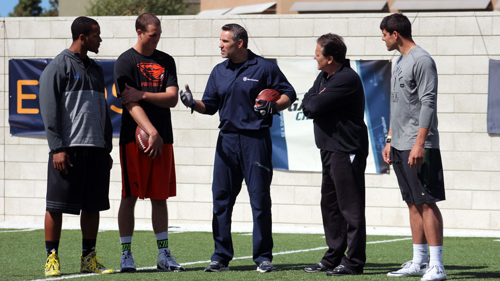 Kurt Warner gives you the low down on