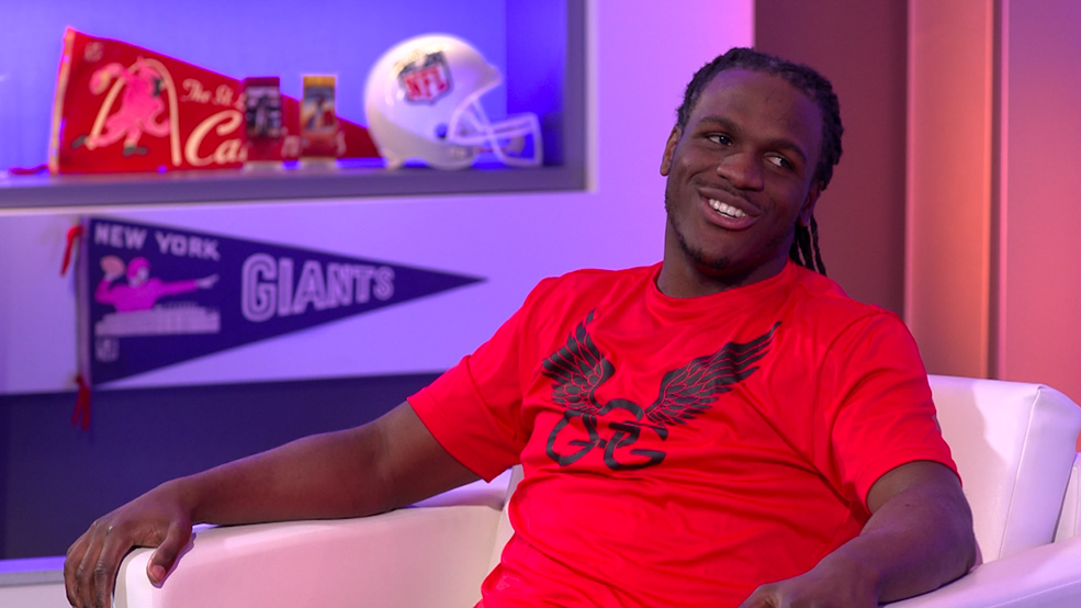 What's Up, Pro? - Jamaal Charles takes his style seriously
