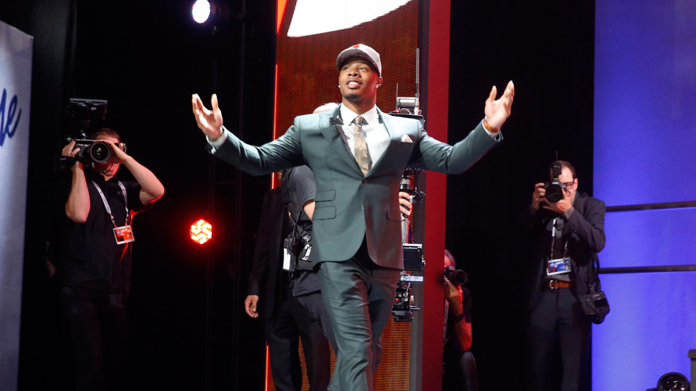 Draft Diary: Corey Coleman is Cleveland's guy