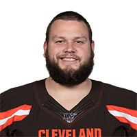 Joel Bitonio, G for the Cleveland Browns at NFL.com