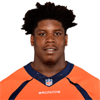 Broncos roster 2016: Guard Robert Myers Jr. - Mile High Report