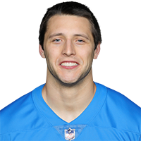 Detroit Lions Zach Zenner GAME Jerseys