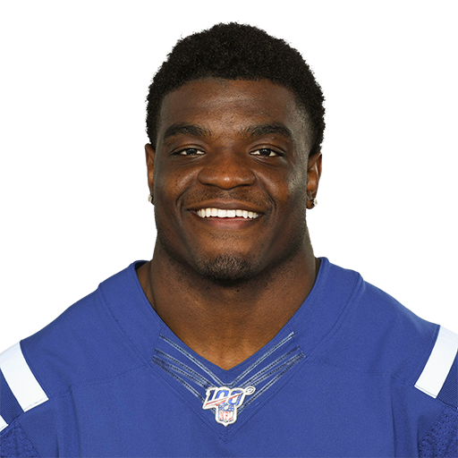 Matthew Adams, OLB for the Ind...