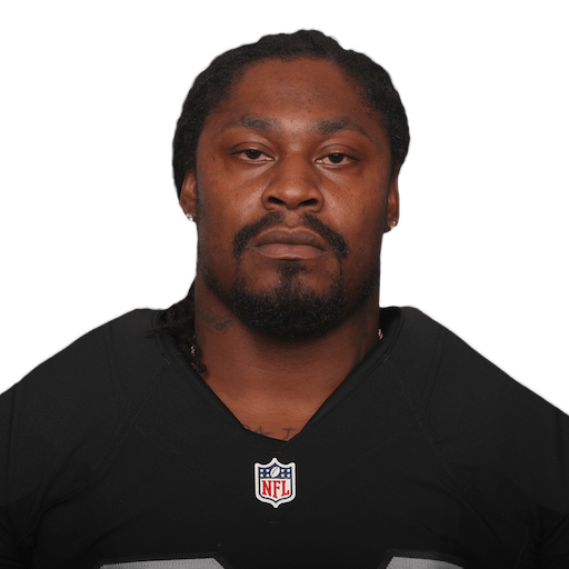 buy online d60a4 db33f Marshawn Lynch, RB for the Oakland Raiders at NFL.com