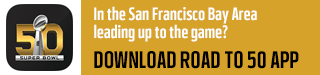 road to super bowl 50 app