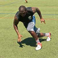 Lawrence Timmons Workout