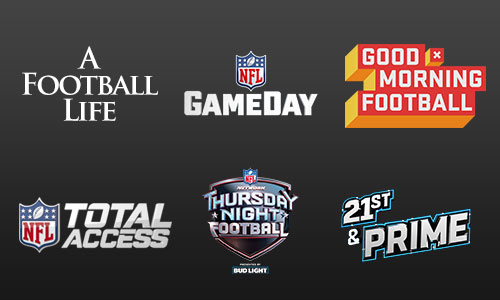 NFL Network Shows