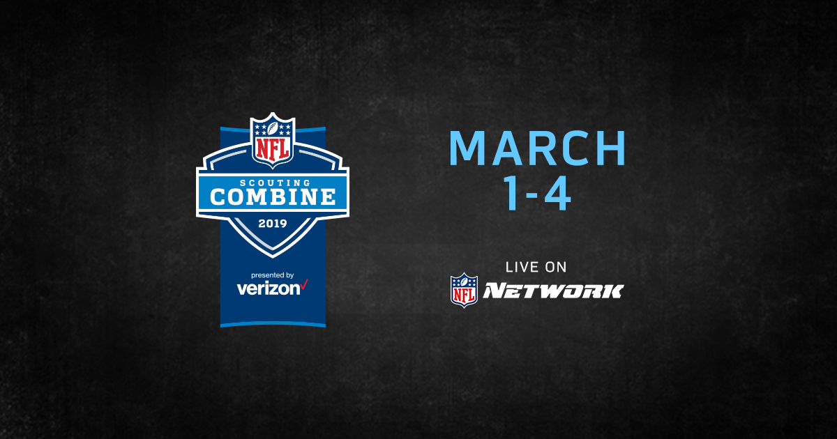 Nfl Combine 2020 Events.Nfl Scouting Combine 2019 How To Watch Schedule More