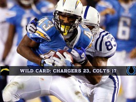 Watch: Week 18: Colts vs Chargers Game of the Week