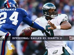 Watch: Week 19: Eagles vs Giants Game of the Week