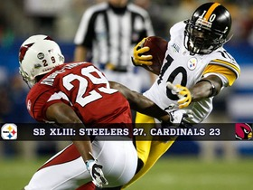 Watch: Week 22: Steelers vs Cardinals Game of the Week