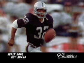 Watch: Super Bowl moments: Marcus Allen