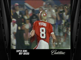 Watch: Super Bowl moments: Steve Young