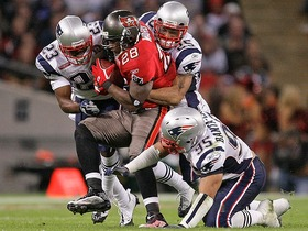 Watch: Patriots 35, Buccaneers 7