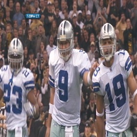 Watch: Ultimate Audio: Cowboys vs. Saints