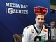 Watch: Drew Brees at Media Day
