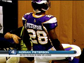 Watch: 2010: Top 10 Plays of Week 3