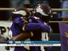 Watch: Top 10 Randy Moss moments