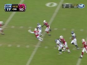 RB Forsett, 29-yd, run