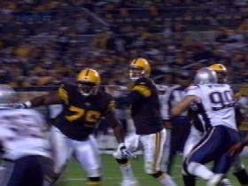 Watch: Ultimate Audio: Patriots vs. Steelers