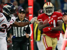 Watch: 49ers beat Broncos in London