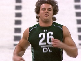 Watch: 2011 combine workout: Ryan Kerrigan