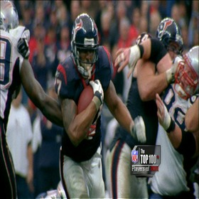 Watch: Top 100: Arian Foster
