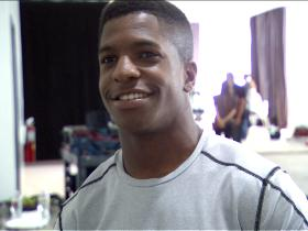 Watch: Titus Young all-access