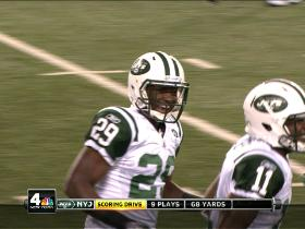 Watch: Bilal Powell 1-yard touchdown run