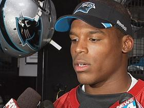 Watch: Cam ready for debut
