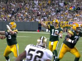 Watch: Week 1: Aaron Rodgers highlights