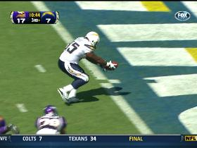 Watch: Vikings vs. Chargers highlights