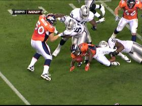 Raiders defense forces another fumble