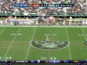 D Browns, 31-yd, punt return
