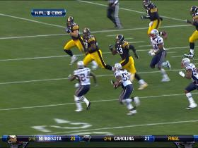 Guyton picks off Big Ben