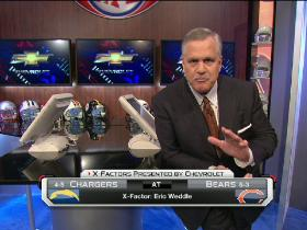 Watch: X-Factors: Chargers vs. Bears