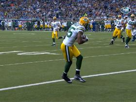 Watch: Jennings 3-yard TD