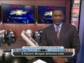 Watch: X-Factors: Texans vs. Bengals