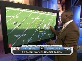 Watch: X-Factors: Broncos special teams