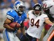 Watch: Bears vs. Lions highlights