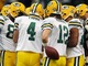 Watch: A call to arms: Favre vs. Rodgers