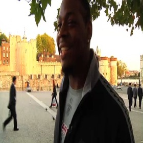 Watch: Buccaneers' London tour