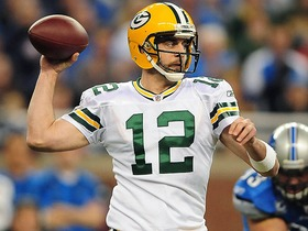 Watch: Week 12: Aaron Rodgers highlights