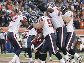 Watch: Epic Achievements: Texans win AFC South