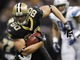Watch: Brees throws a quick TD to Graham