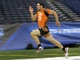 Watch: Luck 40-yard dash