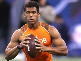 Watch: Russell Wilson 2012 Combine Workout