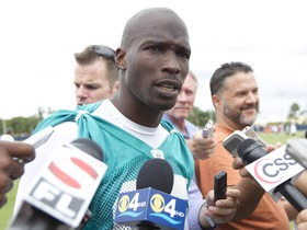 Watch: Ochocinco bringing back Chad Johnson