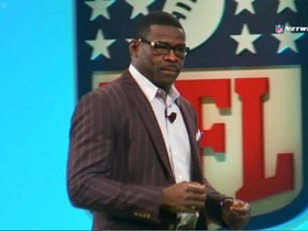 Watch: Michael Irvin's cautionary tale