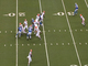 Watch: Brandon Weeden's first completion
